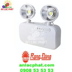 Đèn Led chiếu sáng khẩn cấp Rạng Đông D KC02/10W tiện lợi và an toàn