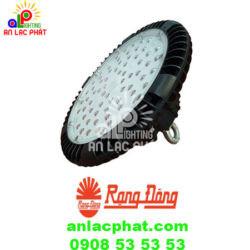 Đèn Led nhà xưởng 100w chiếu sáng công nghiệp UFO Rạng Đông D HB03L 230