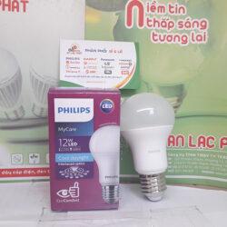 Đèn Led bulb MyCare Philips 12W E27 an toàn tiện lợi