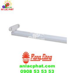 Máng M9 đèn huỳnh quang FS 40/36×1 M9 không nắp Rạng Đông