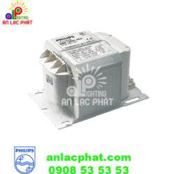 Tăng phô điện từ đèn cao áp Philips Sodium/Metal halide CWA 400W lõi đồng