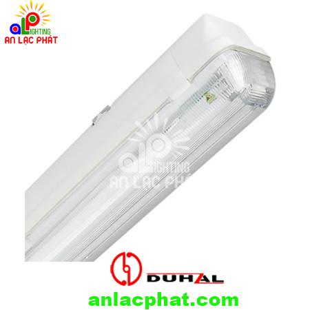 Đèn LED chống thấm Duhal SDCT218 với công suất 18W