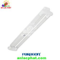 Máng đèn tuýp đôi Paragon PCFMM218L20 sử dụng lắp đặt 2 bóng