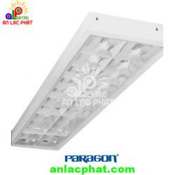 Máng đèn tuýp led đôi Paragon PCFB236L36 sử dụng 2 bóng