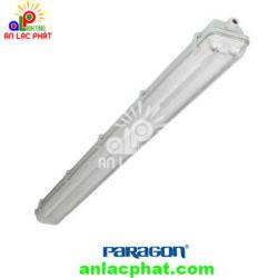 Bộ đèn chống thấm, bụi Paragon PIFL128 công nghệ Led hiện đại