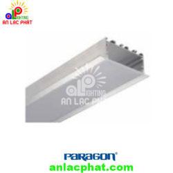 Bộ đèn lắp nổi hoặc treo trần Paragon PHLM10L quang thông 800