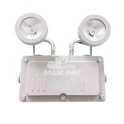 Đèn khẩn cấp chống nổ Duhal KCN0081 màu trắng lưu điện 2 giờ