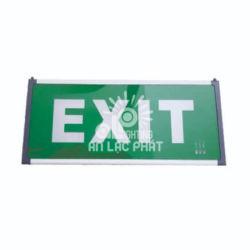 Đèn Exit 2 mặt Duhal LSB002 công suất 3w