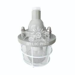 Đèn chống nổ Duhal LSC1001 sử dụng 1 bóng tròn đui E27