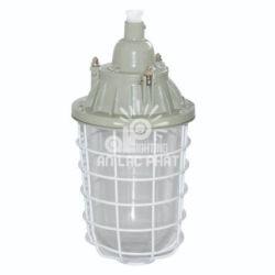 Đèn chống nổ Duhal LSC2501 sử dụng một bóng tròn đuôi E40