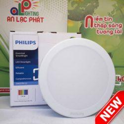 Đèn led downlight 7w Philips DN027B G2 lỗ cắt 90 dạng tròn