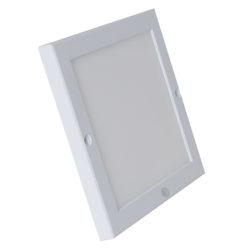 Đèn Led ốp trần Rạng Đông 18w D LN10L PIR mỏng vuông cảm biến