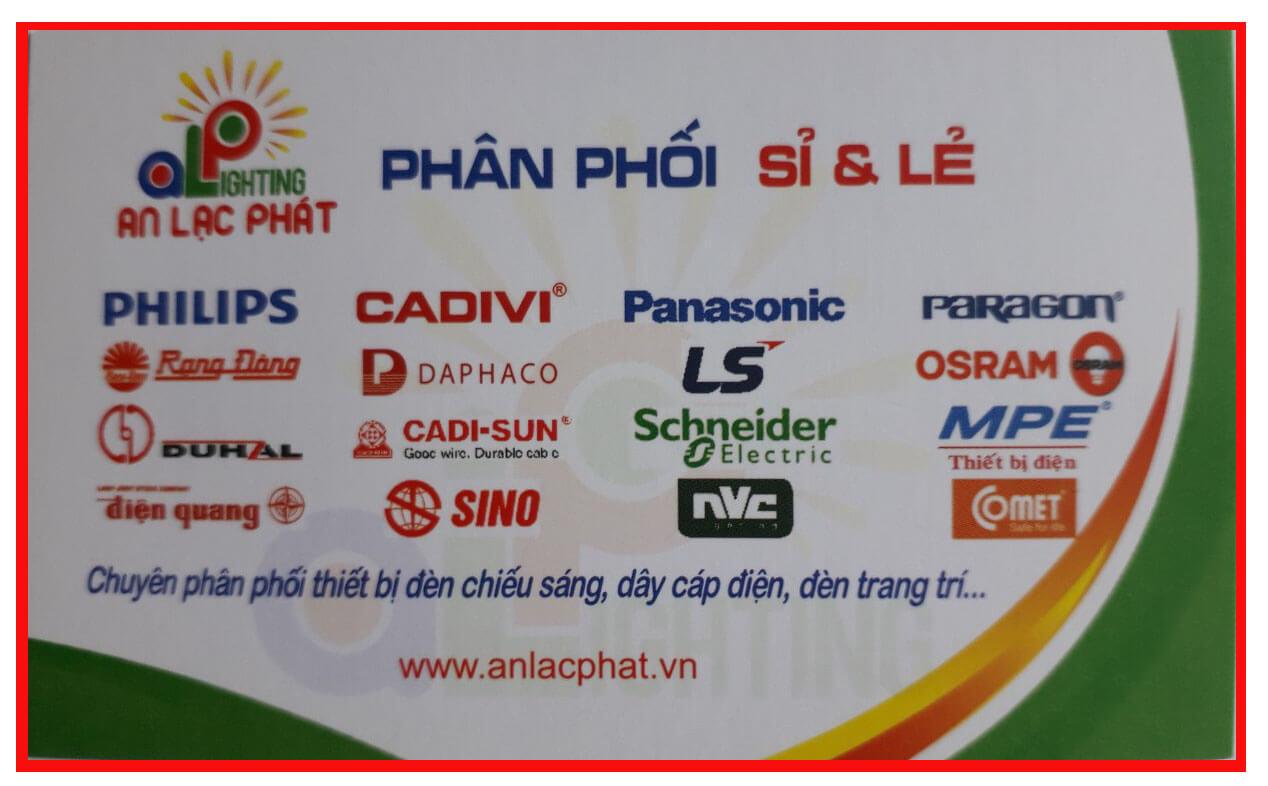 nhà phân phối thiết bị điện an lạc phát phân phối các thương hiệu hàng đầu hiện nay