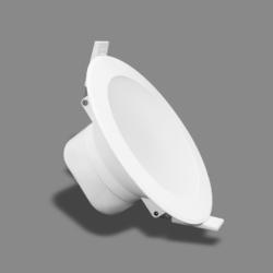 Đèn downlight Nanoco NDL12C 12w lỗ cắt 120mm thiết kế đơn giản
