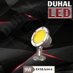 Đèn LED Âm Nước Cao Cấp DMA001 9W Duhal