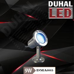 Đèn LED Âm Nước Cao Cấp DMA005 9W Duhal