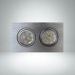 Đèn Led Chiếu Điểm DFC206 14W Duhal
