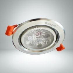 Đèn Led Downlight chiếu điểm SDFA207 7W Duhal