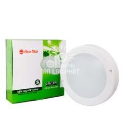 Đèn LED Ốp Trần Cảm Biến DLN05L220/14W Rạng Đông