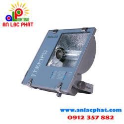 Đèn pha cao áp bất đối xứng RVP250 SON-T150W K IC 220V-50Hz A SP Philips (gồm bóng)