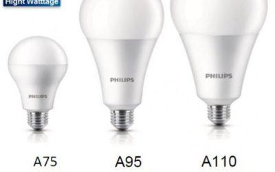 Giới thiệu bóng đèn Led Philips tiết kiệm điện